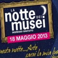 18/05 La Notte dei Musei 2013