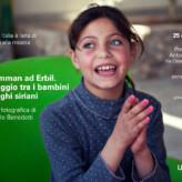 25/03 Dalla parte dei bambini siriani