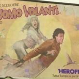 """Anteprima per """"L'Uomo Volante"""""""